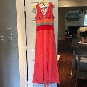 BCBG Summer Floor Length Dress